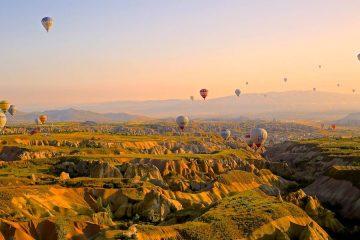 balony w Kapadocji wycieczka fakultatywna