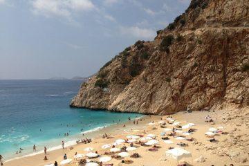 pogoda w Turcji w wakacje