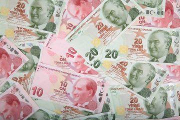 turecka waluta