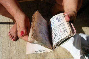 wiza i paszport